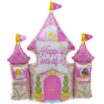 "33"" Happily Ever After Castle Balloon"